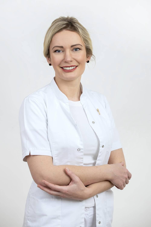 Margarita Musteikytė - Gyd. Odontologė - ortodontė