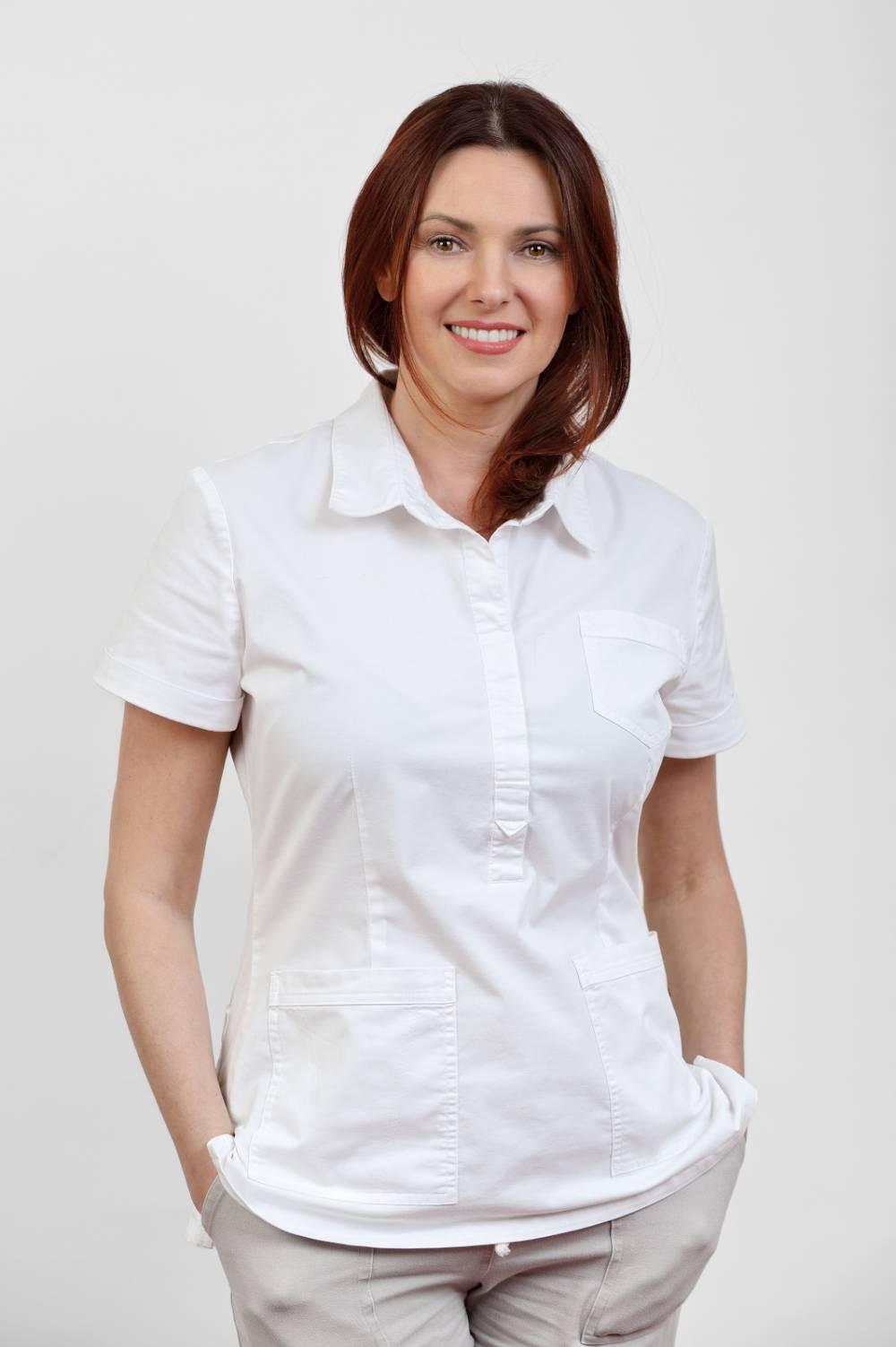 Inga Jakubaitytė - Gyd. Odontologė - ortopedė