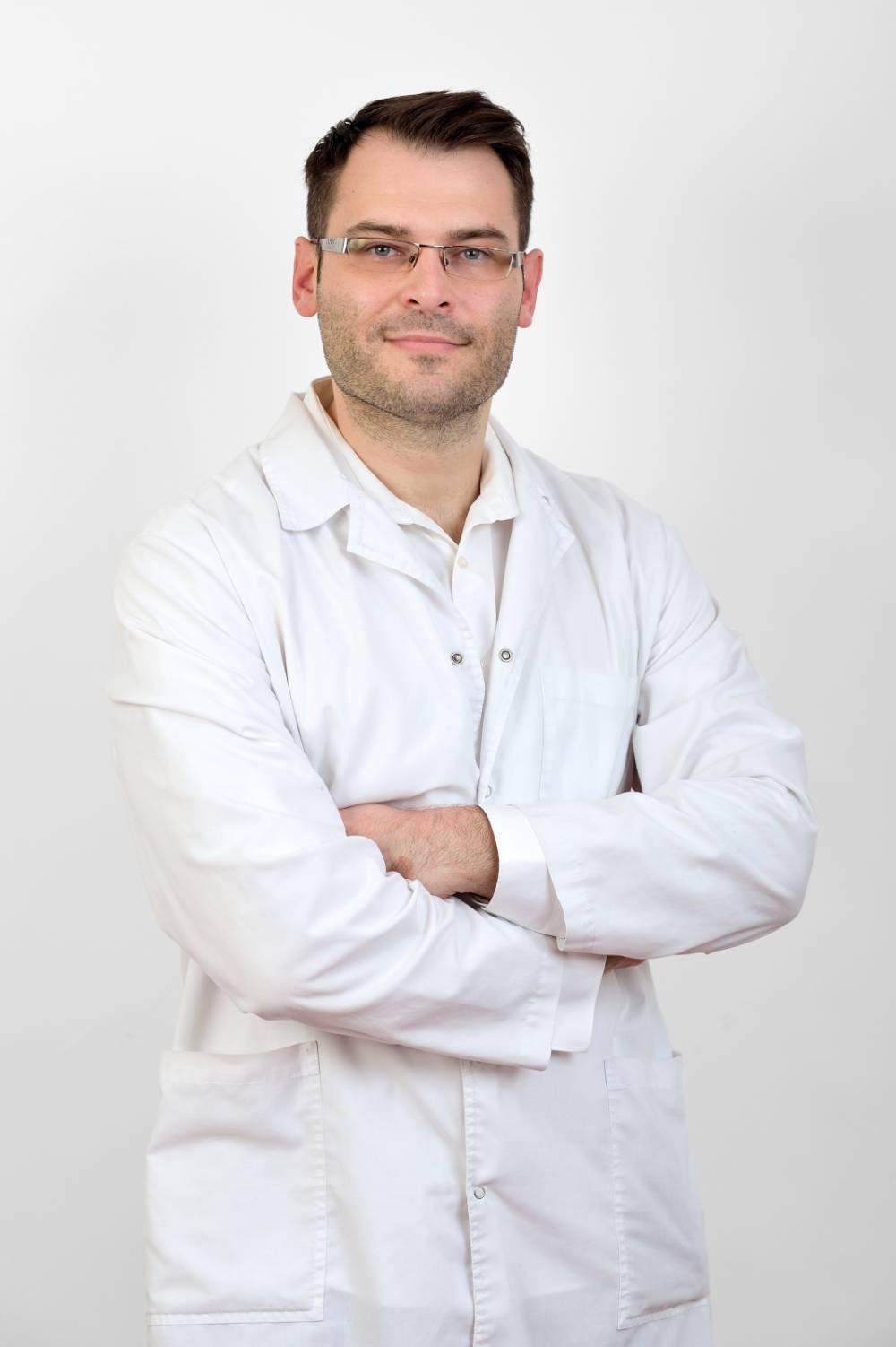 Dovydas Prascevičius - Gyd. ortopedas - traumatologas