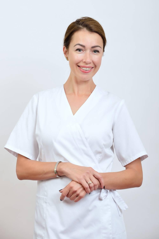 Ermana Untulienė - Burnos higienistė