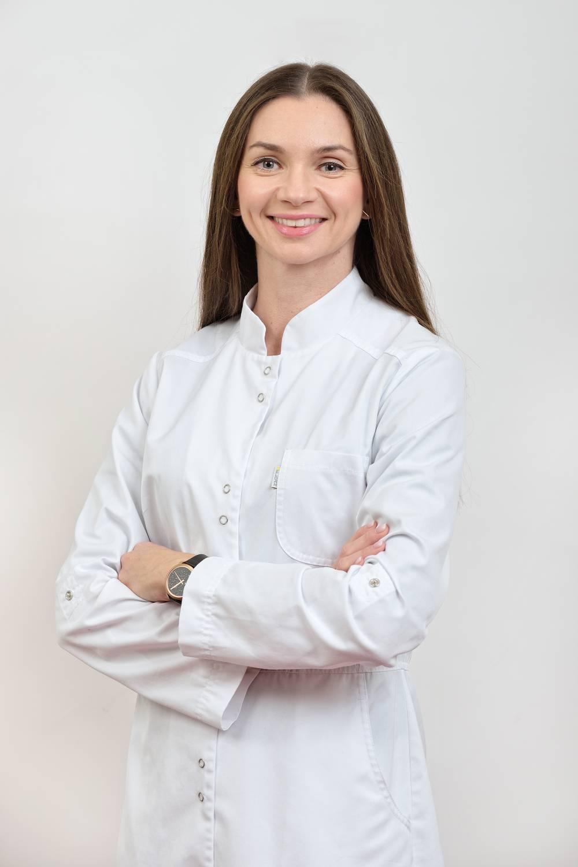 Inga Tamošaitienė - Otorinolaringologė