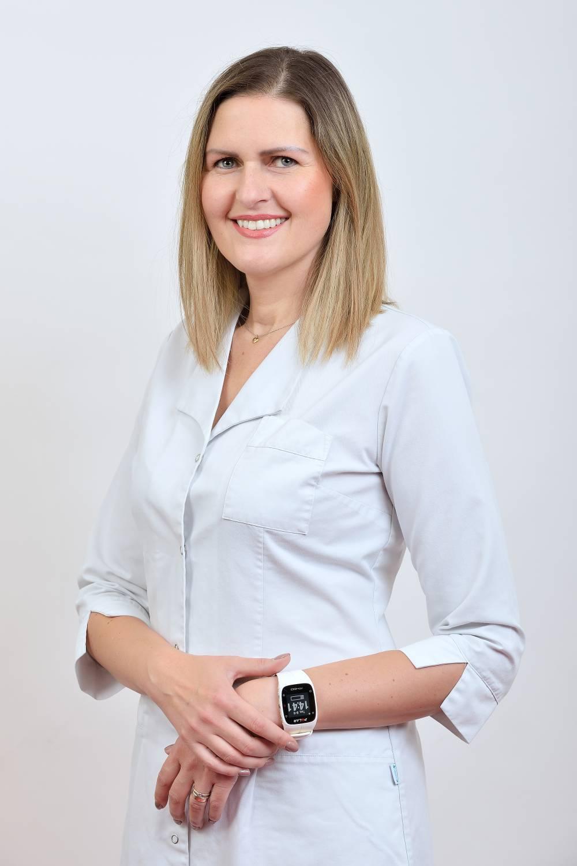Sigita Vievesienė - Otorinolaringologė