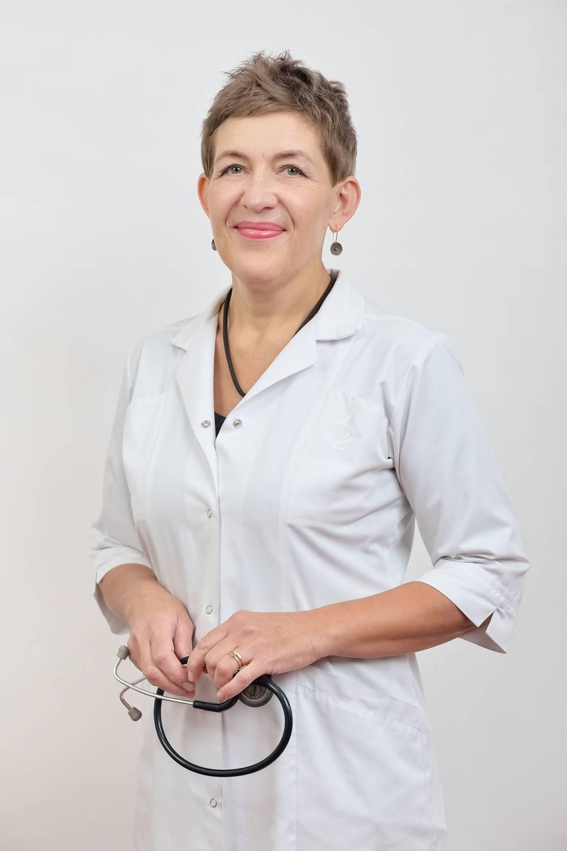 Alma Čypienė - Gyd. kardiologė