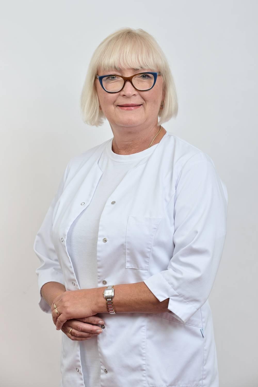 Olga Bogdanovienė - Gyd. akušerė - ginekologė