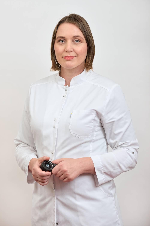 Jonė Šalnienė - Gyd. dermatovenerologė