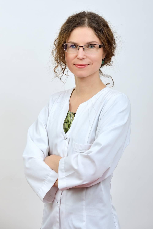 Ana Kozlovska - Gyd. alergologė