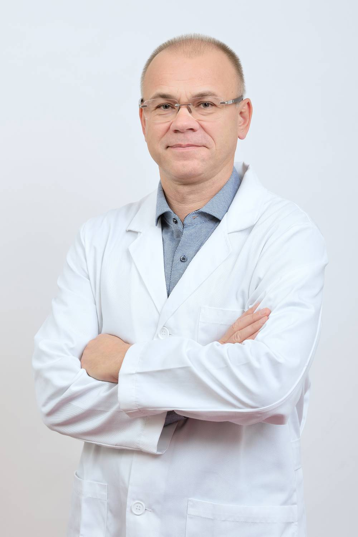 Robertas Pažėra - Gyd. akušeris - ginekologas