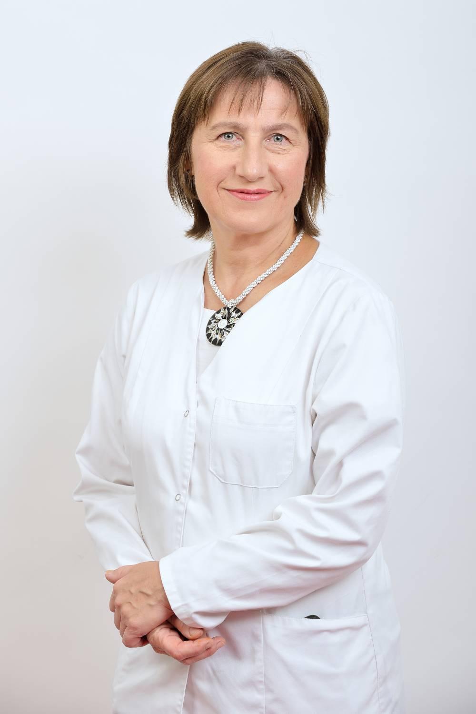 Ramutė Vaičaitienė - Gyd. oftalmologė, sveikatos psichologė