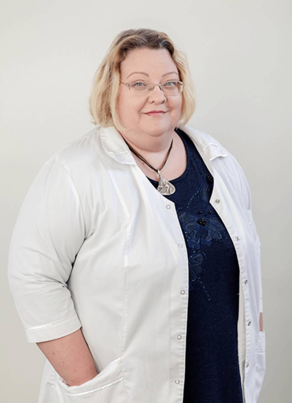 Diana Petrauskienė - Gyd. akušerė - ginekologė