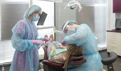 Burnos ir dantų chirurgija